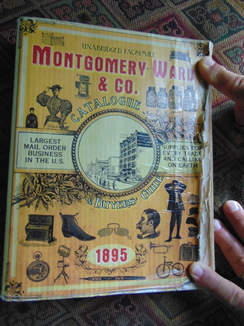 1895 Montgomery Wards Catalog