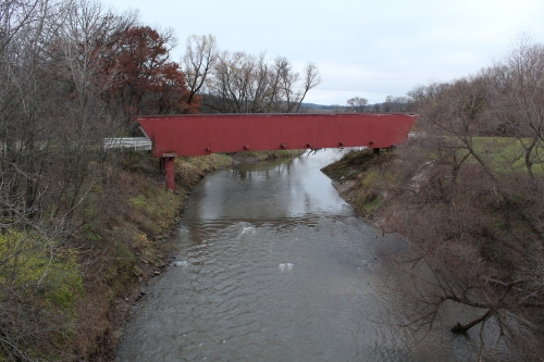 Covered Bridges of Madison County