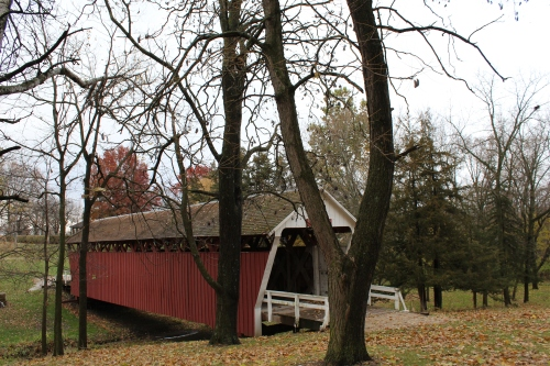 Cutler-Donahoe 1870 - Madison County Iowa