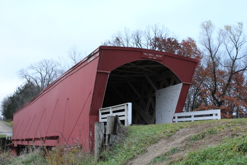 Holliwell Bridge - Madison County Iowa