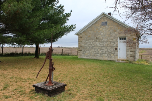 North River schoolhouse built in 1874