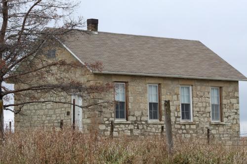 North River schoolhouse