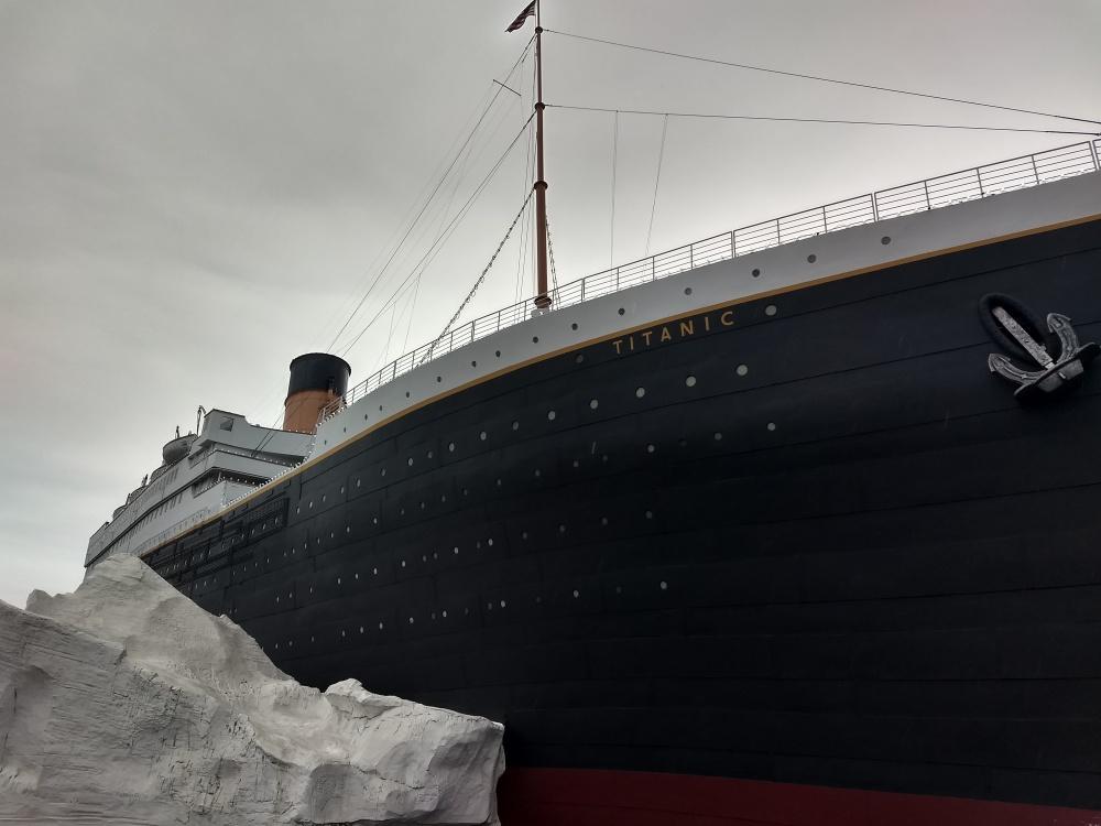 The Titanic Museum - Branson, Missouri